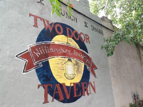 two door tavern two door tavern 브루클린 레스토랑 리뷰 트립어드바이저