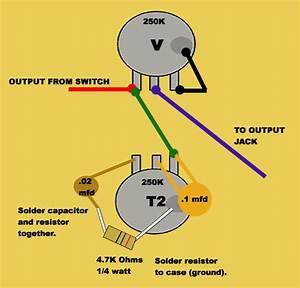 Jw Guitarworks  Basic Circuits