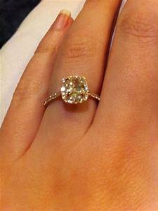 17 best images about with this ring on pinterest for Wedding rings with yellow diamonds