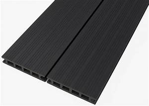 Black Composite Decking
