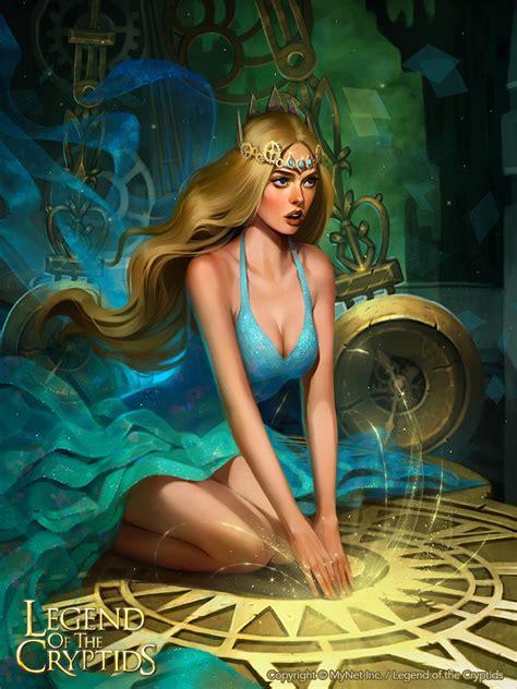 artstation clock tower goddess taraadv svetlana tigai