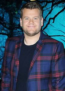 James Corden talks fatherhood and Into the Woods