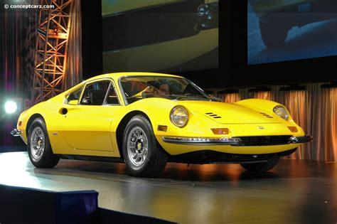 1973 Ferrari 246 Dino Image Chassis Number 04904 Photo