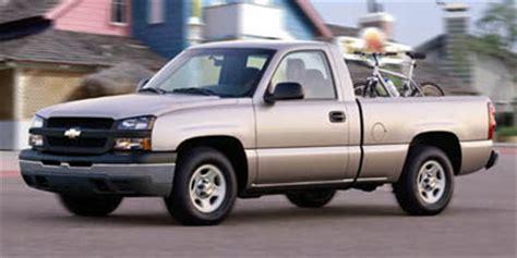 2005 Chevrolet Silverado 1500 Recalls Iseecarscom