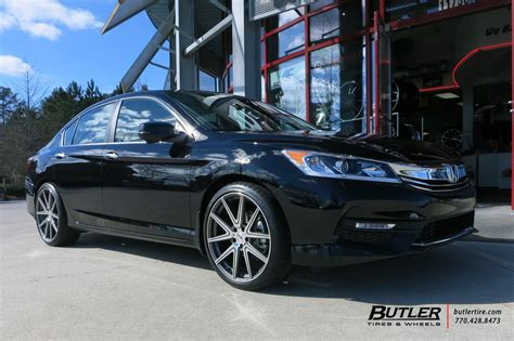 honda accord   tsw rouge wheels exclusively
