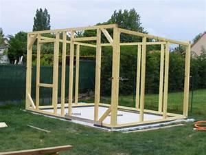 Cabane En Bois De Jardin : construire une cabane de jardin en bois ~ Dailycaller-alerts.com Idées de Décoration
