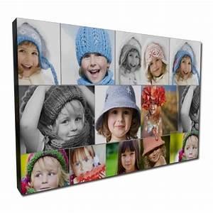 Photo Pele Mele Sur Toile : acheter une toile photo pele mele avec vos photos ~ Teatrodelosmanantiales.com Idées de Décoration