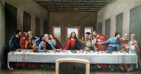 Johnny Bench Number by Pics Of The Last Supper Jesus And Disciples