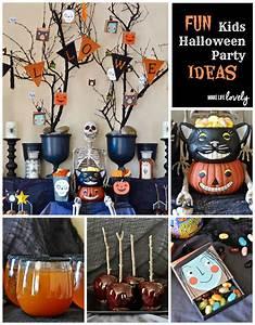 Kids, Halloween, Party