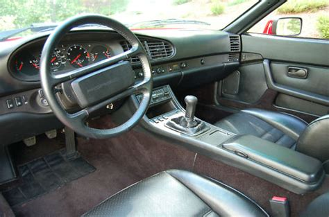 1986 porsche targa interior 1986 porsche 944 turbo interior german cars for sale blog