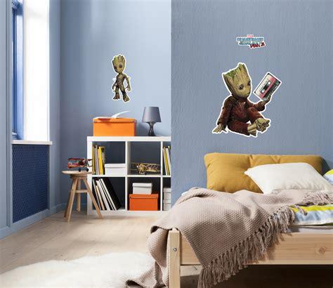 Wandtattoo Kinderzimmer Marvel by Wandtattoo Groot Marvel Fototapete De