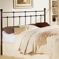 king size bed headboard Fashion Bed Group Dexter California King-Size Metal ...