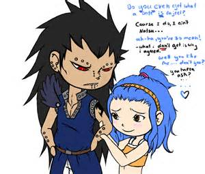 Fairy Tail Gajeel and Levy Fan Fiction