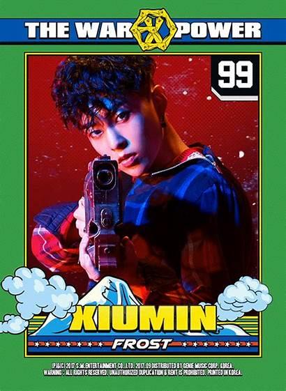 Exo Individual Xiumin Kai Soompi Teasers Suho
