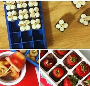 Ventilateur Avec Bac A Glacon : 10 astuces cuisine r aliser avec un bac gla on les ~ Dailycaller-alerts.com Idées de Décoration