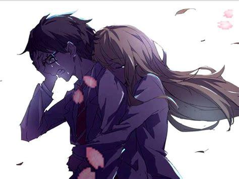 pin de rosa mariana en animes tristes  lie  april