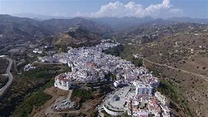 Torrox  Spain - Aerial View  4k