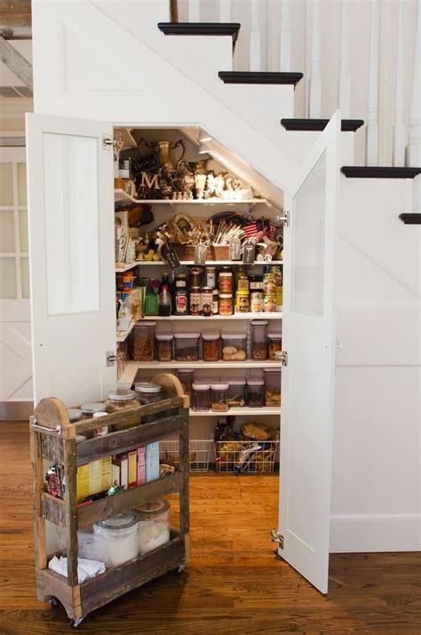 stairs kitchen storage 25 best custom pantry ideas on kitchen 6569
