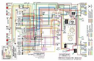 Wiring Diagram For 1969 Console Gauges
