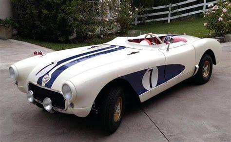 How Fast Does A Corvette Go by Junior Replicas 1956 Corvette Is A 2 3 Replica Go Kart Of