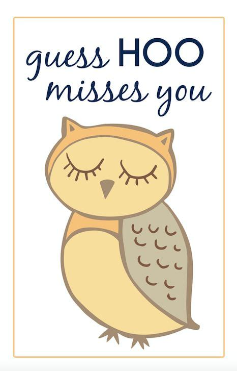 """This card is a great way to let them know how just how much you miss them. Free Printable """"Miss You"""" Cards to Color - Six Clever Sisters 