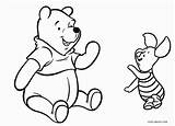 Pooh Winnie Coloring Pages Characters Nook Template Printable Cool2bkids Sketchite Templates sketch template