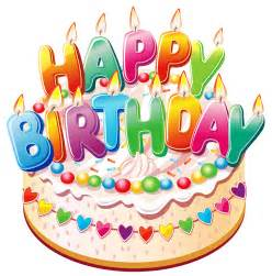 Image result for birthday cake clip art
