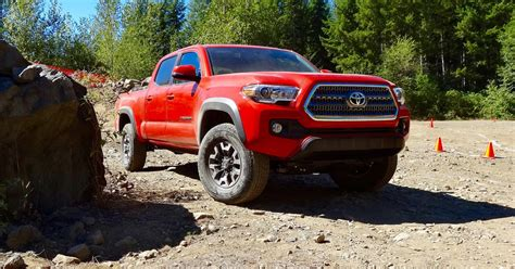 Toyota Tacoma Adds Machismo, But Retains Its