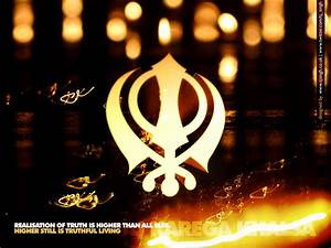 Sikh Khanda Wallpaper by tj-singh on DeviantArt