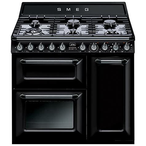 buy smeg dual fuel range cooker lewis