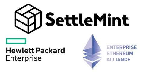 settlemint hp to join the enterprise ethereum alliance