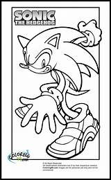 Sonic Coloring Pages Games Printable Super Colors Drawing Team Getdrawings sketch template