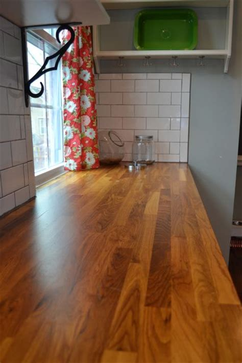 A Review Ikea Butcher Block Countertops And Waterlox