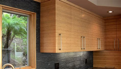 Advantages Of Bamboo Cabinetry