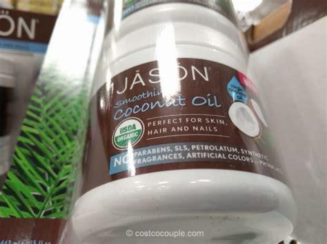 Jason Smoothing Organic Coconut Oil