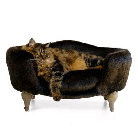 les fauves mondains canap 233 s niches design de luxe pour chiens et chats