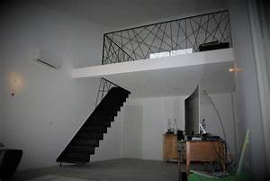 escalier metallique design toulouse rampe garde corps sur With garde corps escalier interieur design