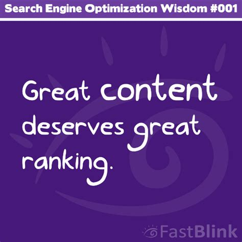 Search Engine Optimization Content - seo quotes quotesgram