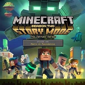 Ps4 Story Games : minecraft story mode season two episode 1 hero in ~ Jslefanu.com Haus und Dekorationen