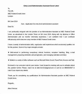 35 Printable Free Cover Letter Templates Free PDF Word 12 Cover Letter For Executive Secretary Resume Basic Administrative Services Assistant Cover Letter Email Cover Application Letter Sample Cover Letter Example Executive