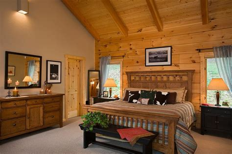 2nd pine furniture 20 best images about log homes with color on