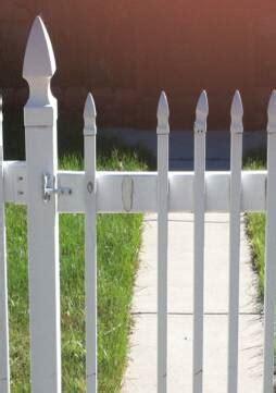 compare njps fences  home depot lowes fencing