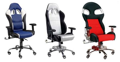 if you can t own a race car how about a race car chair