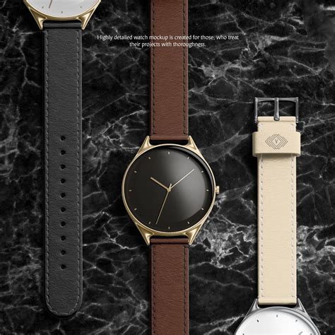 Assets for photoshop, sketch, xd, figma, free for your commercial and personal projects. Free Watch Mockup | Mockup World HQ