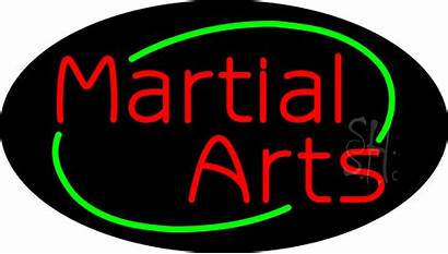 Martial Arts Neon Sign Signs Sports Every