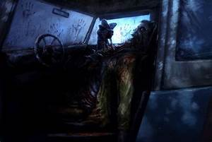 Ok so Dennis Nedry's death scene. : JurassicPark