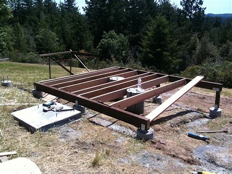 black oak observatory construction