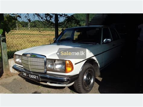 Find the best deals on new and used cars with 5 years unlimited mileage warranty from dimo! Cars - Benz W123 200D 1979 in Kurunegala | SaleMe.lk