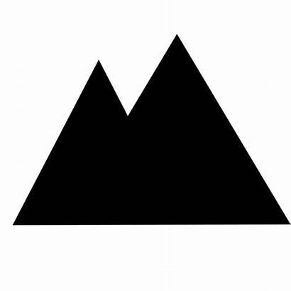 Svg Mountain Icon Commons Pixels Wikimedia Wikipedia