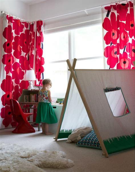 rideau chambre fille pas cher id 233 es en 50 photos pour choisir les rideaux enfants